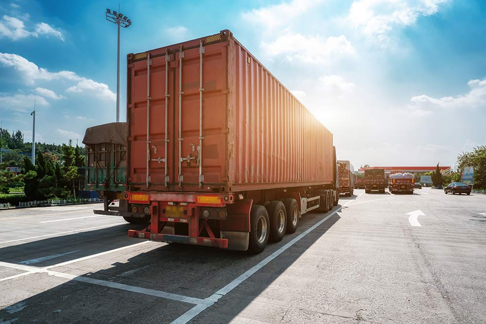 Government Not Delivering Truck Stops